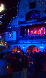 Christmas town hours tips for Busch gardens first responders