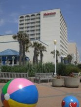 The Sheraton at Virginia Beach