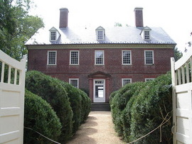 Berkeley Plantation, where the song