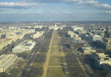 Washington Monument View