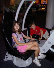 See real space capsules and moon rocks at the Virginia Air and Space Museum