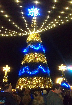 Christmas Town is the perfect Busch Gardens events to make your holiday bright.