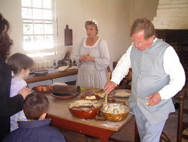 Ben Powell House Colonial Williamsburg.