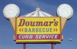 Doumar's Drive-In in Norfolk, VA