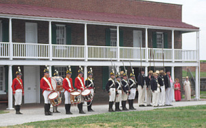 Fort McHenry in Baltimore