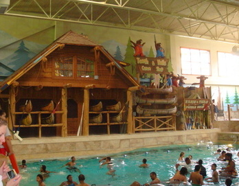 Great Wolf Lodge Williamsburg.