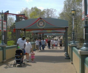 Busch Gardens Williamsburg's