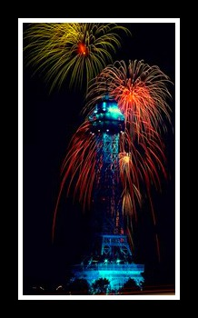Eiffel Tower Kings Dominion