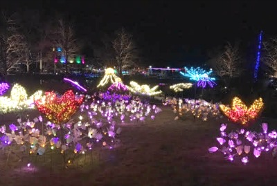 Dominion Gardenfest of Lights