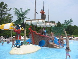 There's pirates at more at Virginia Beach's Ocean Breeze Water Park.