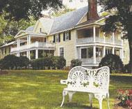 Prospect Hill Plantation Inn near Charlottesville.