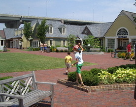 Yorktown Riverwalk Landing