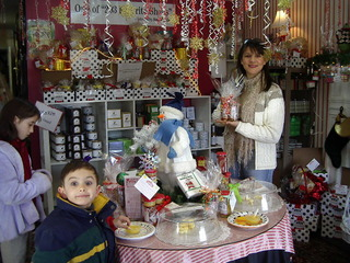Rowena's Tea Room & Shop in Norfolk