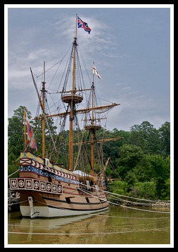 The Susan Constant replica © Sean Terretta