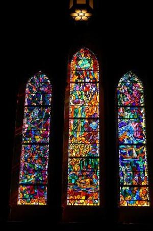Washington National Cathedral Glass