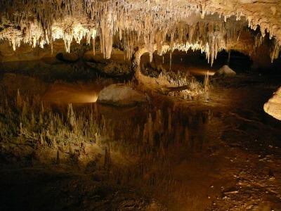 Luray Caverns VA   © Ad Meskens / Wikimedia Commons