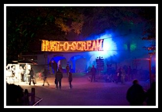 Busch Gardens Williamsburg's Howl-O-Scream