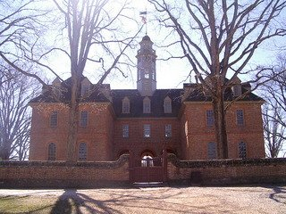 Capitol Building at Colonial Williamsburg