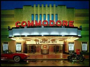Commodore Theatre