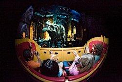 Busch Gardens' Howl-O-Scream.