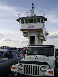 Jamestown Scotland Ferry