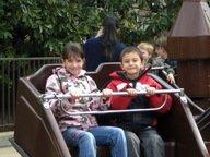 Busch Gardens Williamsburg.