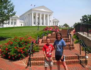 Virginia Capitol Building