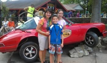 Hold onto your hat if you ride Verbolten at Busch Gardens Williamsburg!