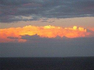 A perfect Virginia Beach sunset!